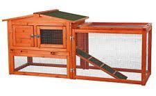 Ferret Hutches And Runs Rabbit Hutch U0026 Run Garden Large Outdoor Indoor Cage Guinea Pig