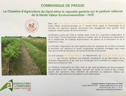 chambre agriculture du gard viticulture chambre agriculture gard accueil
