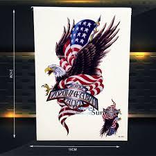 Rebel Flag Eagle Tattoo American Flag Eagle Patriotic Tattoo Patriotic Eagle Tattoos