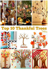 top 10 thankful trees for thanksgiving thankful tree thankful and