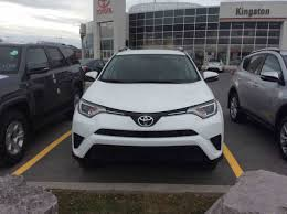 toyota awd new 2016 toyota rav4 awd le for sale in kingston kingston toyota