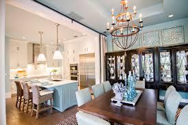 HGTV Smart Home  Tropical Dining Room Jacksonville By - Hgtv dining room