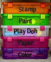 Organizing Kids Rooms by So Smart Parent Organization Hacks Organize Art Supplies