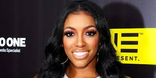 who is porsha williams hair stylist porsha williams reveals she has natural hair but relaxes her edges