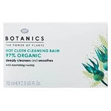 buy boots botanics canada boots botanics organic cloth cleansing balm by botanics by