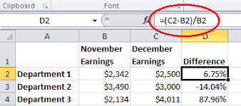 how to do percentages in excel office blogs