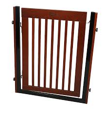 Large Pressure Mounted Baby Gate Citadel Pressure Mount Pet Gate Dynamic Accents