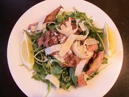 barefoot contessa arugula salad grilled steak arugula for the love of ina