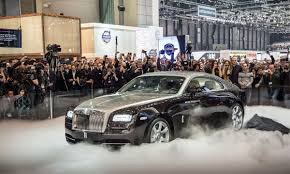rolls royce modified rolls royce wraith debuts at geneva extravaganzi