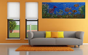 Paintings For Living Room by Prasiddhi Creations Painting Home Decor Wall Decor