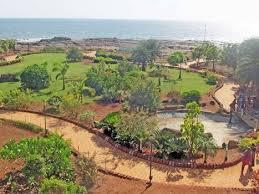 Rock Gardens Rafting Garden Malvan Maharashtra