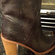 ugg flash sale 70 ugg boots flash sale nwot ugg leather josie