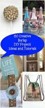 Diy Project Ideas 60 Creative Burlap Diy Project Ideas And Tutorials U2013 Diynow Net
