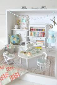 tea rose home big reveal of small sewing room part 2
