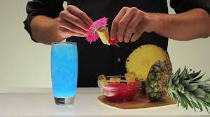 blue hawaiian cocktail the modern cocktail presents the modern blue hawaiian youtube