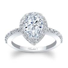 shaped engagement ring barkev s pear shaped engagement ring 7994l