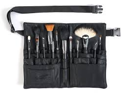 professional makeup tools vortex professional makeup brushes with belt