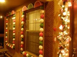Appealing Christmas Decorations Gingerbread Theme Themed Chritsmas