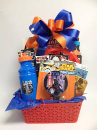 custom gift basket wars gift basket for boys ages 3 10
