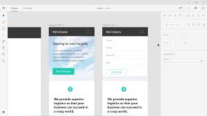 using adobe xd to design a web app based on bulma css