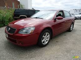 nissan altima for sale cincinnati 2006 code red metallic nissan altima 2 5 s special edition