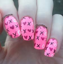 25 valentine u0027s day nail art ideas working as a wonderful reminder