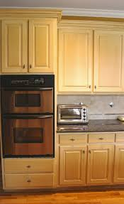 Refinish Oak Kitchen Cabinets by How To Refinish Cabinets Refinish Cabinet Doors 87 With Refinish