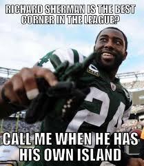 Sherman Meme - funny football memes memesbams