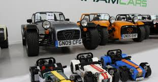 lego rolls royce fancy building your own caterham lego has got your back
