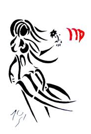 tribal virgo tattoo designs real photo pictures images and