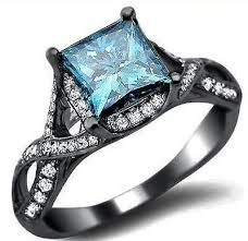 blue diamond wedding rings 1176 best diamonds images on jewelry rings and