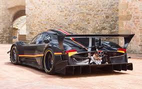 Pagani Zonda Revolucion Pagani Probe Revolution Supercar Hypercar