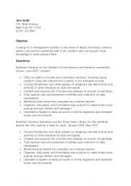 Resume Templates For Administrative Assistant Free Resume Samples For Administrative Assistant Build A Resume