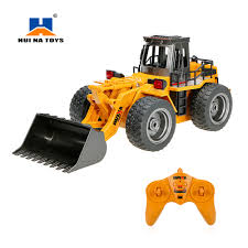 Radio Controlled Front Loader 1 10 Scale Rc Bulldozer Construction Online Get Cheap Remote Control Tractors Aliexpress Com Alibaba
