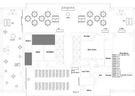 wedding floor plans d amore sle floor plans