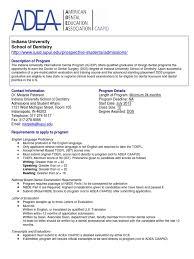 indiana university pdf dental degree postgraduate education