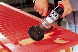 carteggiatrice per persiane levigatrice elettrica a disco per l industria legno con