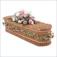 wicker casket funeral director sutton w a truelove ltd willow