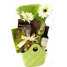 purim baskets israel green basket perfection israel only purim baskets mishloach