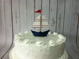 sailboat cake topper 21 best sailboat cake topper images on sailboat cake