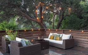 deck string lighting ideas lighting ideas that bring out the beauty of the space