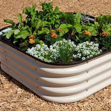 Galvanized Trough Planter by 80 Best Unique Raised Beds Images On Pinterest Gardening Raised