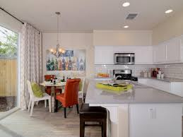 kitchen island design ideas pictures tips from hgtv hgtv yellow kitchen with island