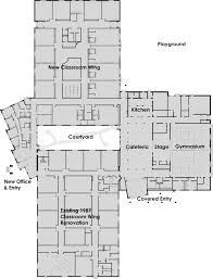 floor plan of cafeteria the new akron elementary kosciusko chamber of commerce in