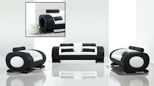 canap design noir et blanc fauteuil design noir et blanc jarod hightechthink me