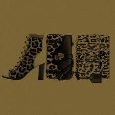 yves saint laurent bottega veneta and christian louboutin leopard