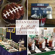 football party ideas 6 fantastic football party ideas linentablecloth