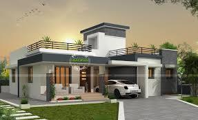 Contemporary One Story House Plans by Contemporary Single Storey Box Type Home Youtube