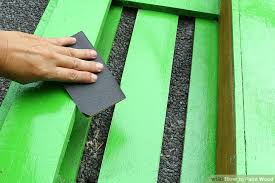 wood paint how to paint wood with pictures wikihow