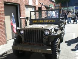 jeep front view file willy u0027s jeep god and country front jpg wikimedia commons
